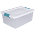 Latching Storage Container - 15 Quart