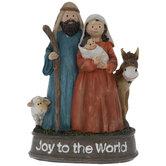 Joy To The World Holy Family