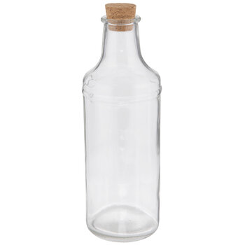 Tapered Glass Bottle