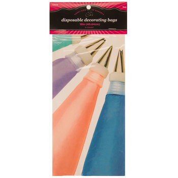 """Disposable Decorating Bags - 16"""""""