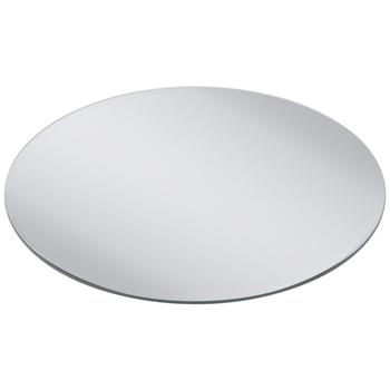 """Round Beveled Craft Mirror - 8"""""""
