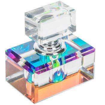 Rectangular Glass Perfume Bottle