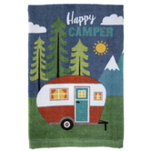 Happy Camper Kitchen Towel