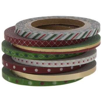 Festive Geometric Washi Tape