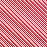 Candy Cane Striped Gift Wrap