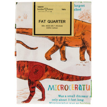 Dinos Fat Quarter