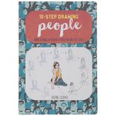 10-Step Drawing People