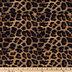 Leopard Print Vinyl Fabric