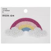 Rainbow Iron-On Applique