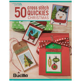 50 Cross Stitch Quickies: Christmas