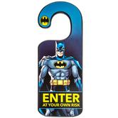 Batman Wood Door Hanger