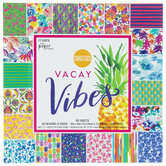 "Vacay Vibes Cardstock Paper Pack - 6"" x 6"""