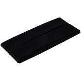 Black Wide Single Fold Bias Tape