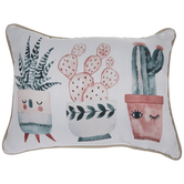 Potted Plants Pillow
