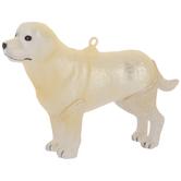 Yellow Labrador Retriever Ornament