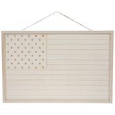American Flag Wood Wall Decor