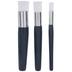 Stencil Brushes - 3 Piece Set