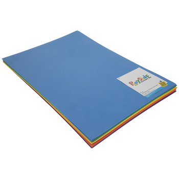 """Primary Foam Sheets - 12"""" x 18"""""""