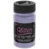 True Lavender Extra Fine Glitter - 1.8 Ounce