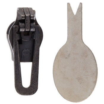 Molded Zipper Replacement Slider Kit