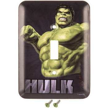 The Incredible Hulk Single Switch Plate