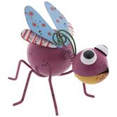 Pink Metal Fly