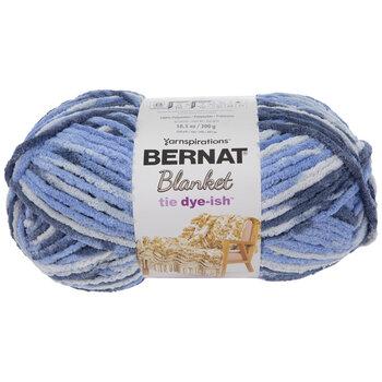 Bernat Yarnspirations Tie Dye-ish Yarn