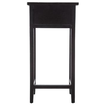 Antique Black Modena Table Set