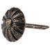Antique Brass Daisy Decorative Tacks - 7/16