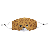 LeopardMoosh-Moosh Kids Face Mask