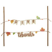Give Thanks Pie Banner