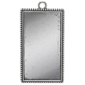 Ornate Rectangle Bezel - Large