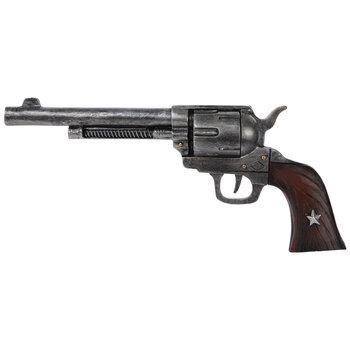 Antique Revolver Wall Decor
