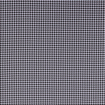 Black & White Houndstooth Apparel Fabric