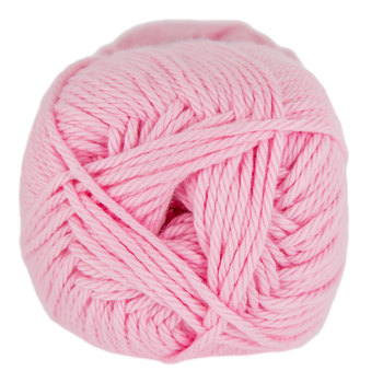 Pink I Love This Cotton Yarn