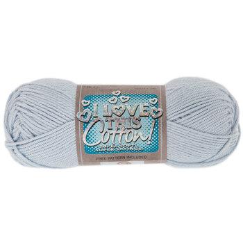 Pale Denim I Love This Cotton Yarn
