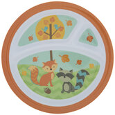 Woodland Party Plate
