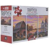Triptych Puzzle
