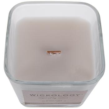 Coconut Milk & Patchouli Wood Wick Jar Candle