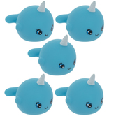 Floating Narwhals