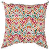 Tropical Ikat Pillow