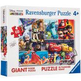 Disney Pixar Friends Puzzle