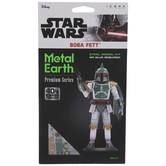 Boba Fett Metal Earth Model Kit