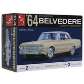 Plymouth 1964 Belvedere Model Car Kit