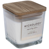 Vanilla Orchid Wood Wick Jar Candle