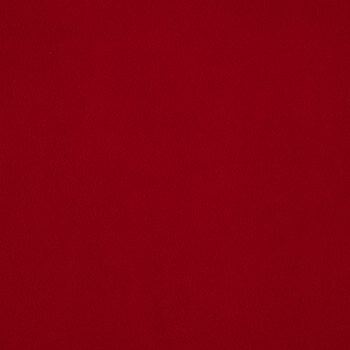 Bright Red Anti-Pill Fleece Fabric