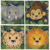 Wild One Safari Paper Napkins