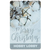 Merry Christmas Bells Gift Card