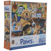 Playful Paws Puzzle