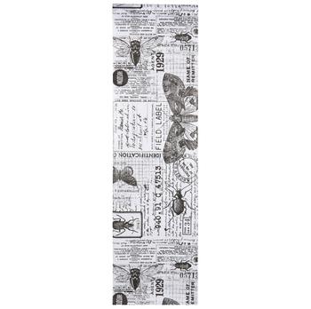 Vintage Entomology Collage Paper